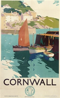cornwall by frank sherwin