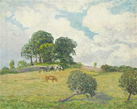 les nuages blancs rosporden by maxime maufra