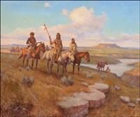 trouble hunters by w. steve seltzer