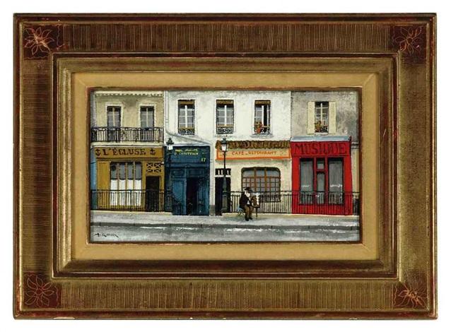 le 17 quai des grands augustins paris by andré renoux