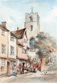 westlegate, norwich by arthur edward davies