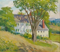 a home in effingham, new hampshire by elizabeth g. jewell