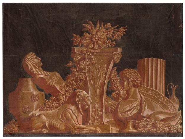 komposition med antika föremål (pair) by anonymous-swedish (18)