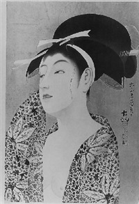 japanese beauty by tomita kodo