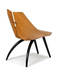 lounge chair by ray komai