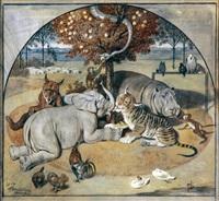 il paradiso degli animali by adolf oberlander