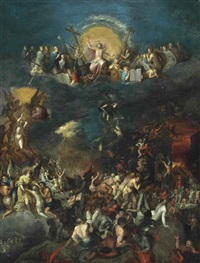 the last judgment by frans francken the younger