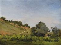 paesaggio del canavesano by vittorio avondo