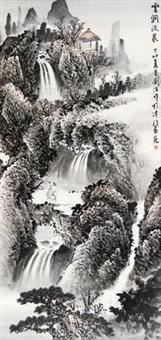 云洞流泉 by liu hao