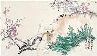 梅花水仙花 by jiang xi