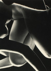 nude abstraction by grancel fitz