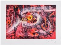 el ojo del ciclon by roberto matta