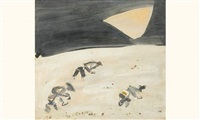 trois moissonneurs dans la mancha by godofredo ortega muñoz