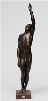 homme nu by gust jacobs