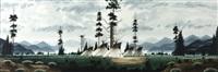 solitude by clifford brycelea