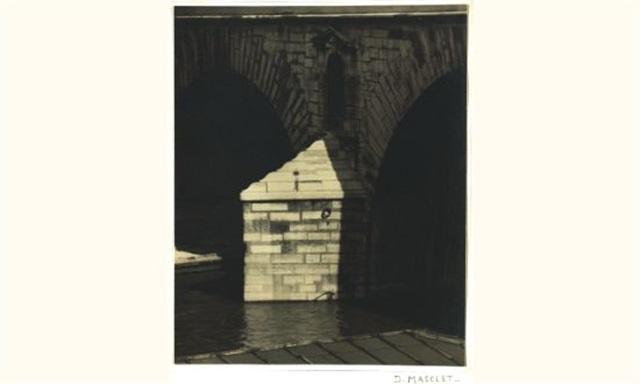 pont marie by daniel masclet