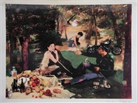 rie miyazawa le dejeuner sur l'herbe by steven pollack