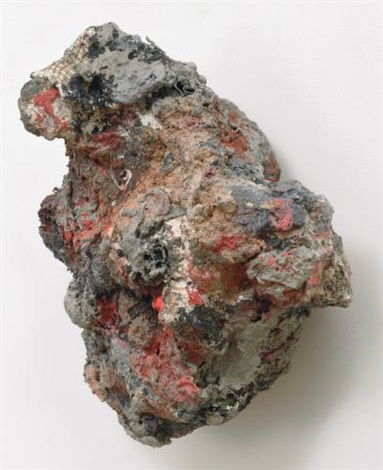 untitled crushed rock by phyllida barlow