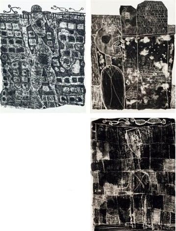 les murs webel 53 67 by jean dubuffet
