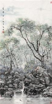 春雨 by qi haifeng