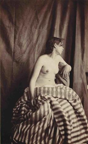 nude by eugène jean louis marie durieu