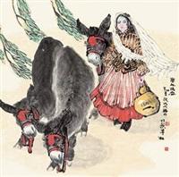 人物 by liu xuanrang