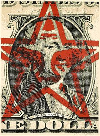 this is your god by shepard fairey