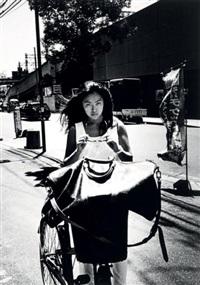street scene, tokyo by daido moriyama