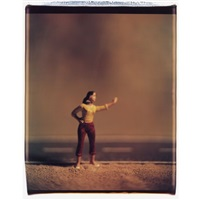 untitled (from netsuke and hitchhiker, various sizes; 5 works) by david levinthal