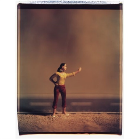 untitled from netsuke and hitchhiker various sizes 5 works by david levinthal