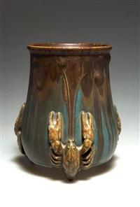 vase mit langusten by denbac