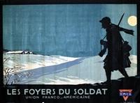 les foyers du soldat ymca by georges dorival