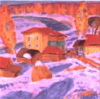 hiver précoce by victor smirnov
