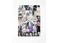i is for idols by peter blake