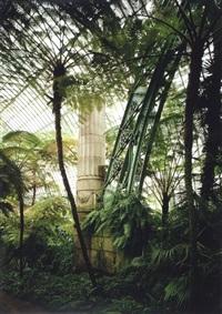 jardin d'hiver à laeken, belgique by stefan koppelkamm