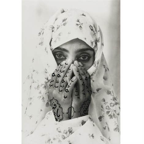shirin neshat women of allah series