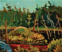 from our island, temagami by naomi jackson groves