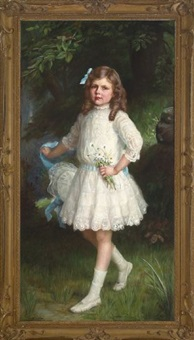 portrait of joan helen furneaux-dawson by collier smithers