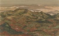 view of nilgiri hills from doddabetta by indra dugar