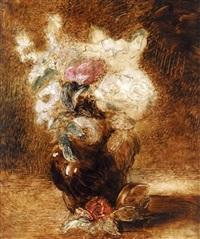 bouquet de fleurs by arthur chaplin
