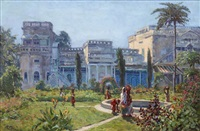 palace in india by robert gwelo goodman