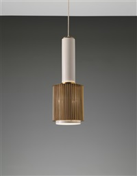 hand grenade ceiling light, model no. a111 by alvar aalto and aino aalto