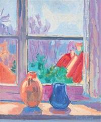 le vase bleu by paco-fiol
