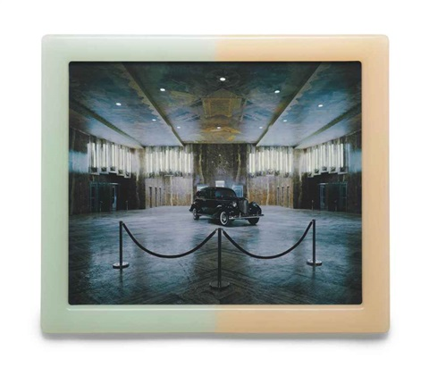 cremaster 3 chrysler imperial by matthew barney
