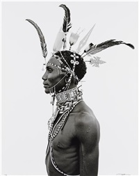 lelesit from the samburu by lyle owerko