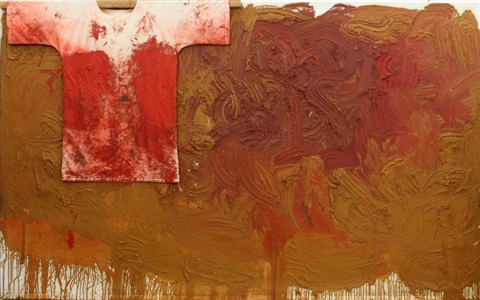 farb 2 salz by hermann nitsch