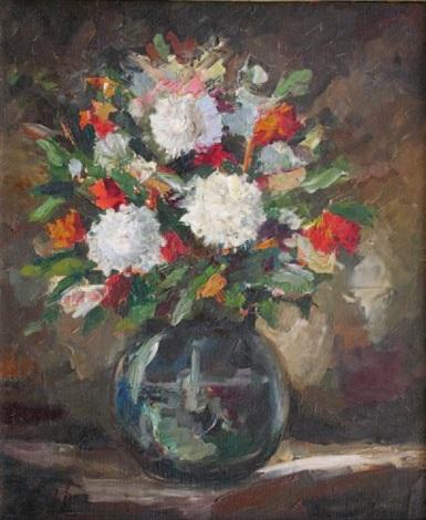 bouquet de fleurs by alexander ivanov