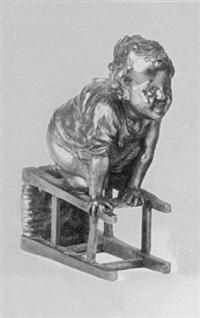 juan clara bronze sculpture