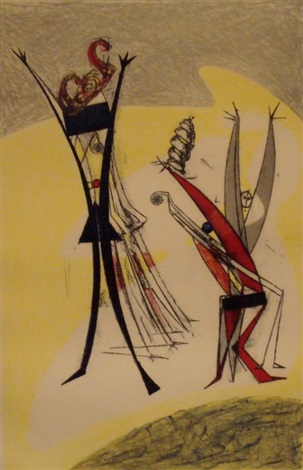 rythmes by max ernst