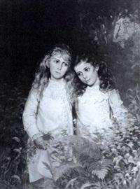 two sisters by feodor encke